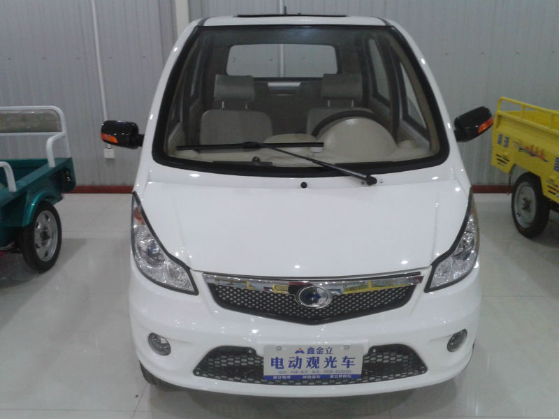China factory selling smart 4 seat electric car