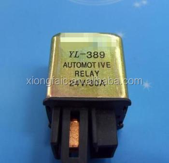 new & Original) Yl-389-s-12v Yl-389-t-24v