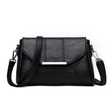 Женские сумки-мессенджеры, женские сумки через плечо для девочек, Сумки из искусственной кожи, дизайнерские женские сумки на плечо, высокое ...(Китай)