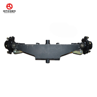forklift parts Toyota 8F rear axle assy 43110-N3060-71 Toyota 8FDN30 Forklift rear axle assembly