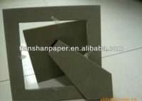 quality products 2mm book binding grey cardboard sheets