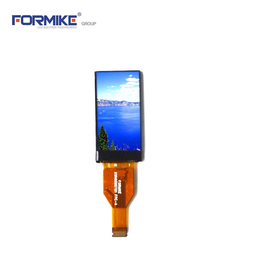 작은 얇은 LCD 시계 SPI TFT 1 인치 TFT LCD 모듈