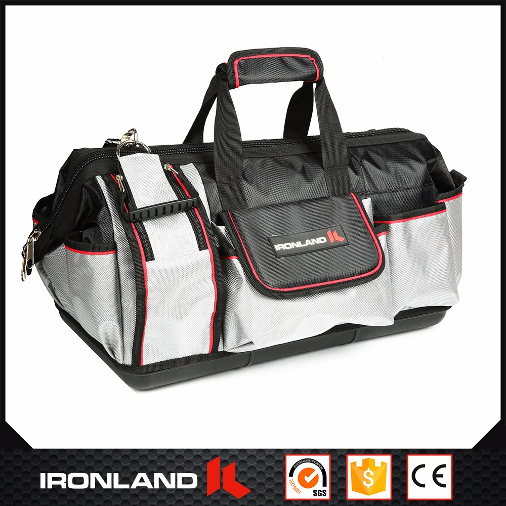 20 Inch Wide Mouth Open Custom Made Travel Tool Bag