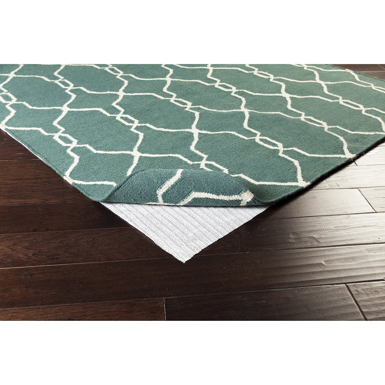 Buy Single Piece Reversible Dual Surface Non-Slip White Rug Pad ...