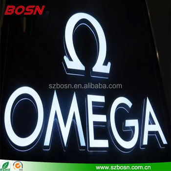 channel letter Guangdong acrylic led letters LED Acrylic LED channel letter
