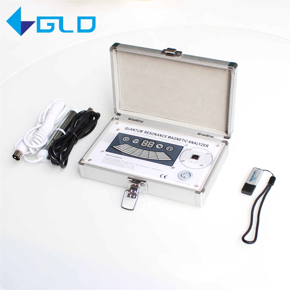 medical diagnostic analysis device quantum magnetic resonance with CE