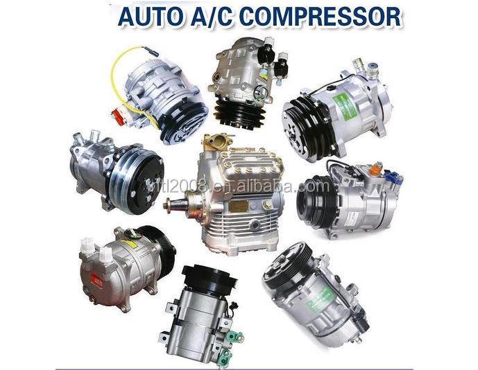compresor de aire acondicionado de autos. dks15ch auto aire acondicionado aire compresor para nissan caravana diesel td27 zd30 a/c de autos