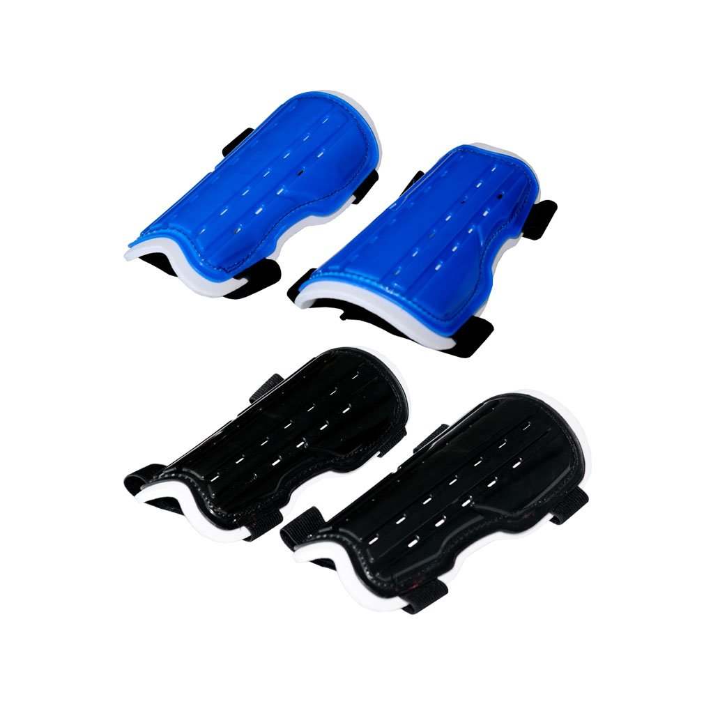 Kids Soccer Shin Pads Board, Lightweight and Breathable Child Calf Protective Gear Soccer Equipment for 6-10 Years Old Boys Girls Children Teenagers AVONOURS 2 Pair Youth Soccer Shin Guards