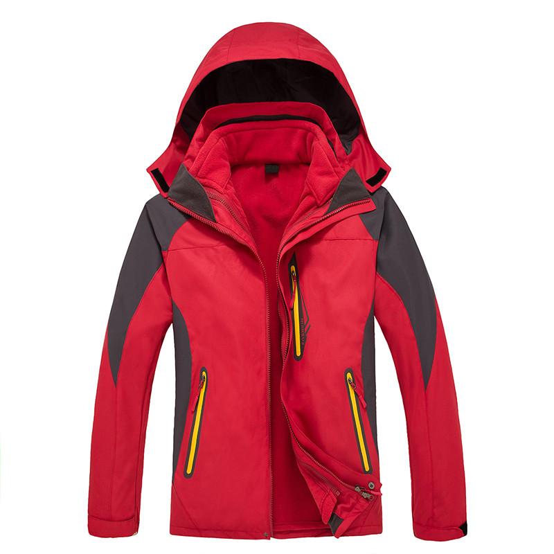 Durable Jacket 3 In 1 Jacket Thermal Liner Outdoor Sport