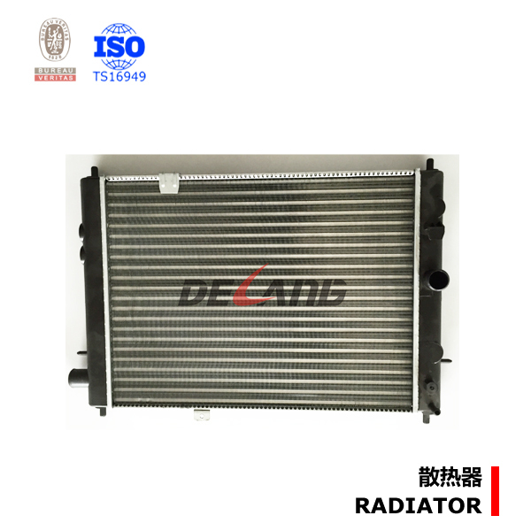 Radiator for engine cooling for OPEL KADETT D OE 03048797 DL-A055