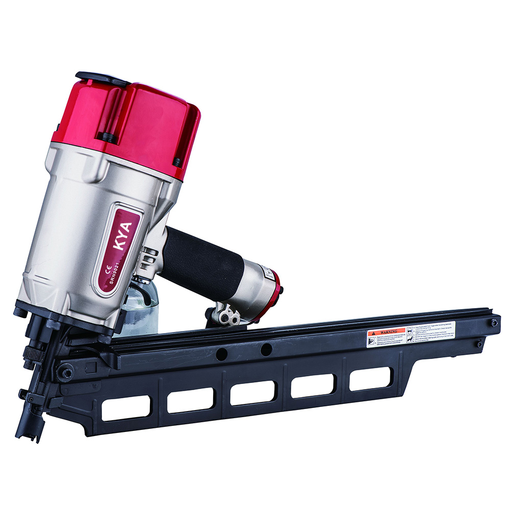 21degree pneumatic plastic strip nailer SRN9021