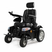 Off-road Wisking 1033 heavy duty functional power wheelchair for handicapped