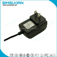 Best Seller Wall-Mounted Adaptor 9V 500mA adapter