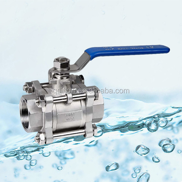 API 6D Forged Steel A105 Ball Valve Gas