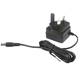 Wholesale price 100 240v 50 60 hz 12 volt 1.5 amp ac dc power supply EU/UK plug 12v 1.5a 18w power adapter for CCTV