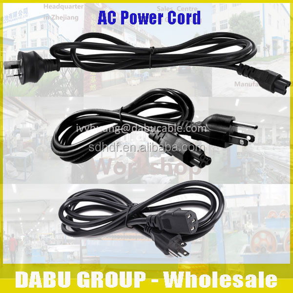 Different Types Of Power Cables : Verschillende soorten elektrische stekkers stroomkabels