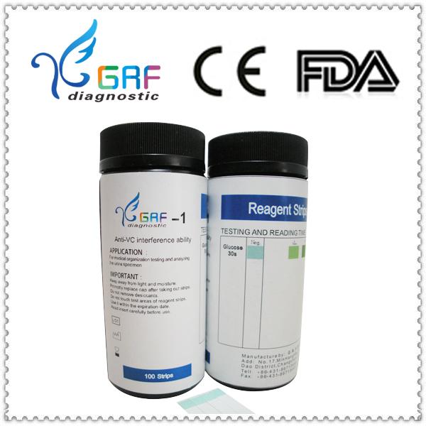 Urin Protein Teststreifen