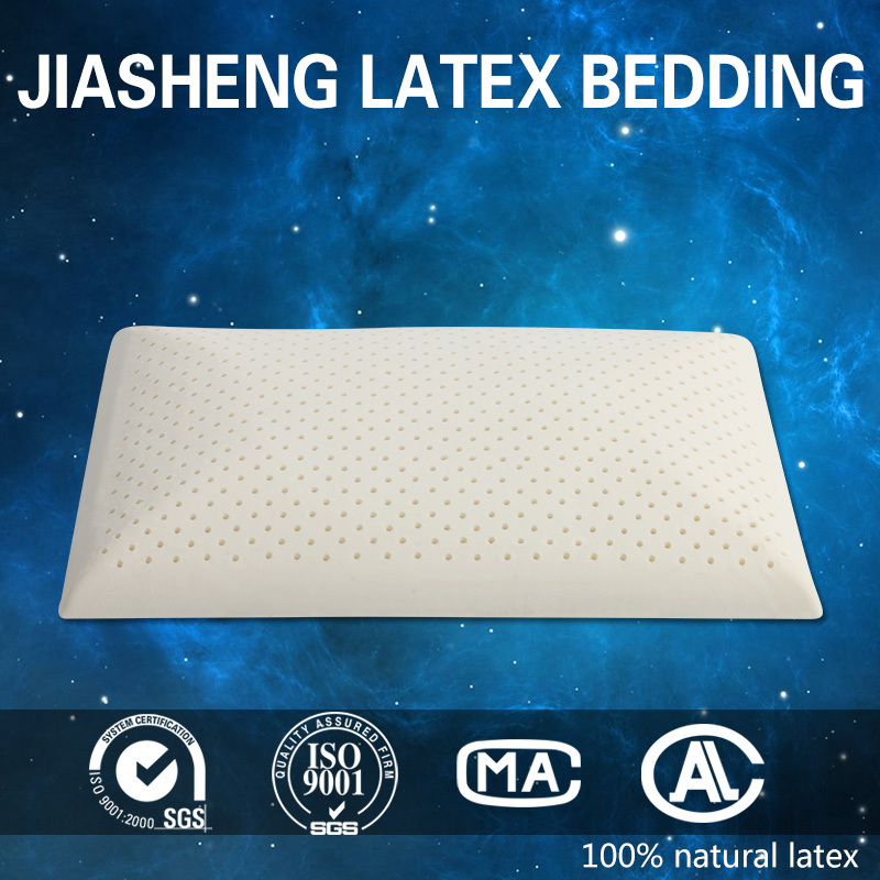 100% natural latex custom pillow standard king size