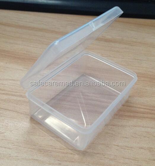 New Product Custom Storage Clear Plastic Box Small Clear