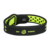 promotional ion balance germanium tourmaline power far infrared ray hologram smart OEM rubber silicone wristband bracelet