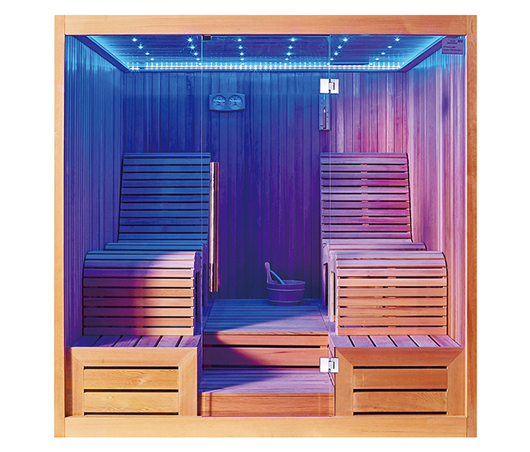 Monalisa M-6050 fitness sauna lounge spa