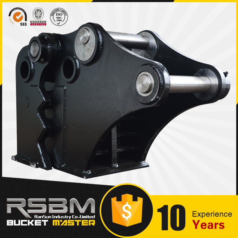 Modern design excavator attachments