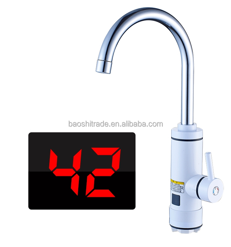 Instant Hot Water Tap Electric Faucet, Instant Hot Water Tap ...