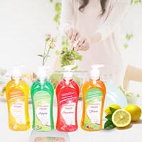 excel dishwashing liquid formula ingredients