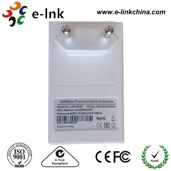 200Mbps Wired Power Line Communication Module