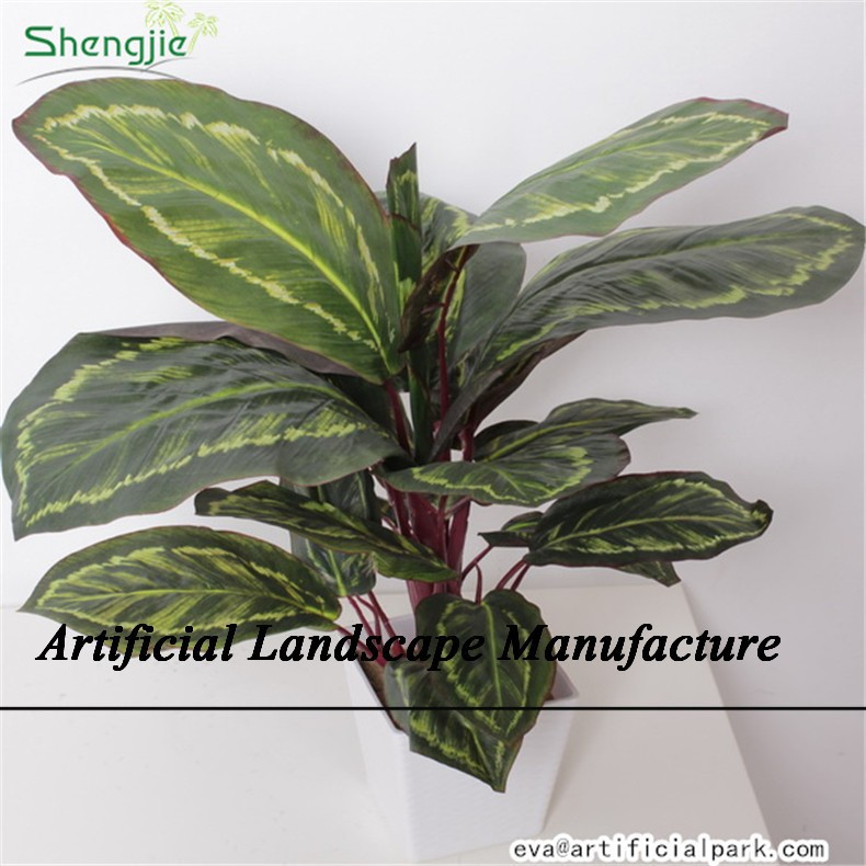 Sjzjn 184 chinois artificielle bonsa plante verte pas for Plante verte pas cher en ligne