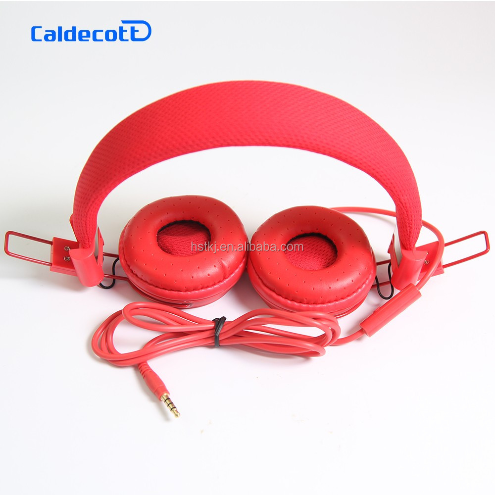 top selling colorful headphones EP05 cell phone headset