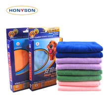 The Best China Custom Multi-purpose microfiber towel for car hair dog pet bath Kitchen Beach