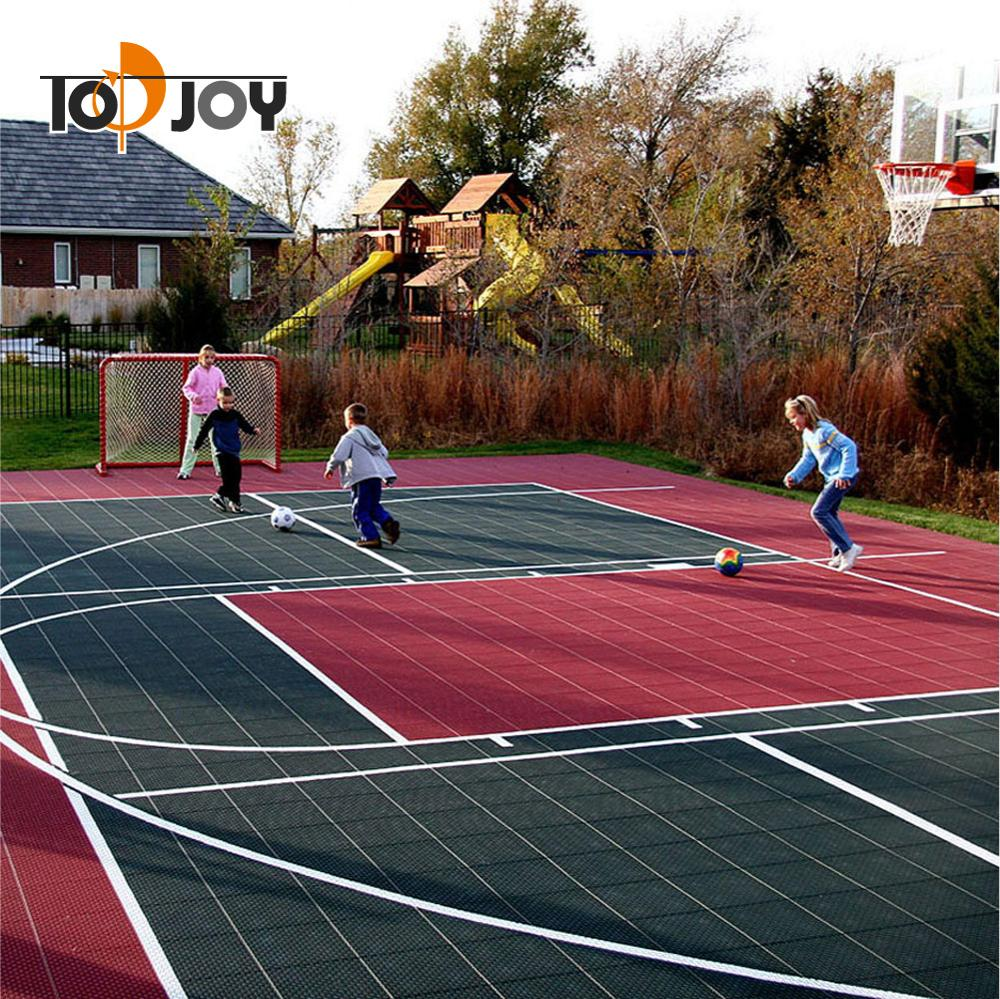 Sol Terrain De Basket pp tuiles de basket-ball en plastique systèmes de revêtement de sol - buy  basket-ball de terrain de sport,tuiles de plancher de basket-ball de