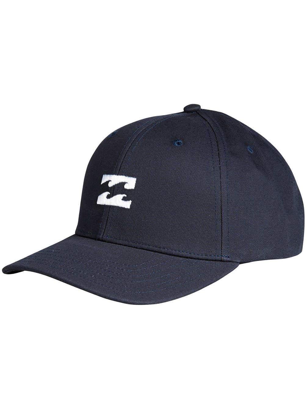 save off a724f ed61e Get Quotations · Billabong Emblem Snapback Cap in Navy