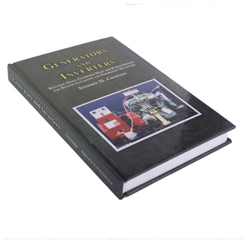 Cheap Case Bound Hardcover Books With Illustrations Printing
