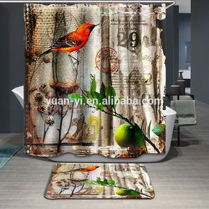 Fancy Double Swag Shower Curtain Suppliers And Manufacturers At Alibaba
