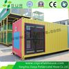 Safety and reliable prefab houses container hosue