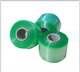 2018 new type high clear green 60mm mini roll handy wrap pvc wire film