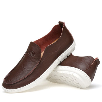 Fashion Men Smart Casual Walk Shoes From Manufacture Wholesale