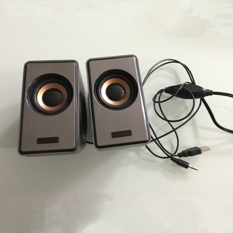 2.0 Active speaker home stereo theatre system