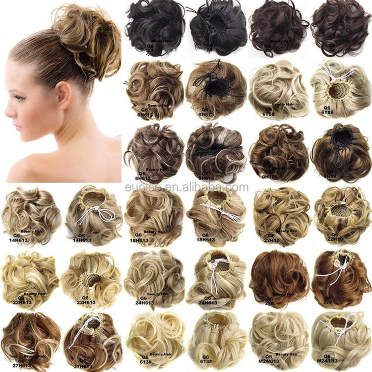 Fake Hair Bun Pieces | Sbiroregon.org