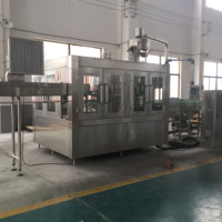 XGF14-12-5 Washing Filling Capping Machine For Bottle Water