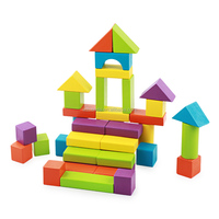 Educational Toys Wooden Construction Blocks