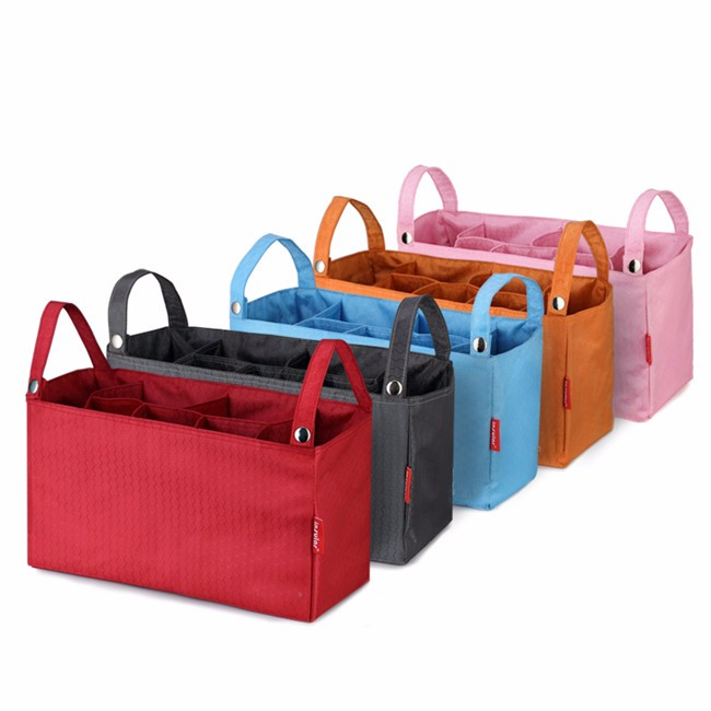 lovely Hot sale recyclable durable diaper Bag trendy for baby