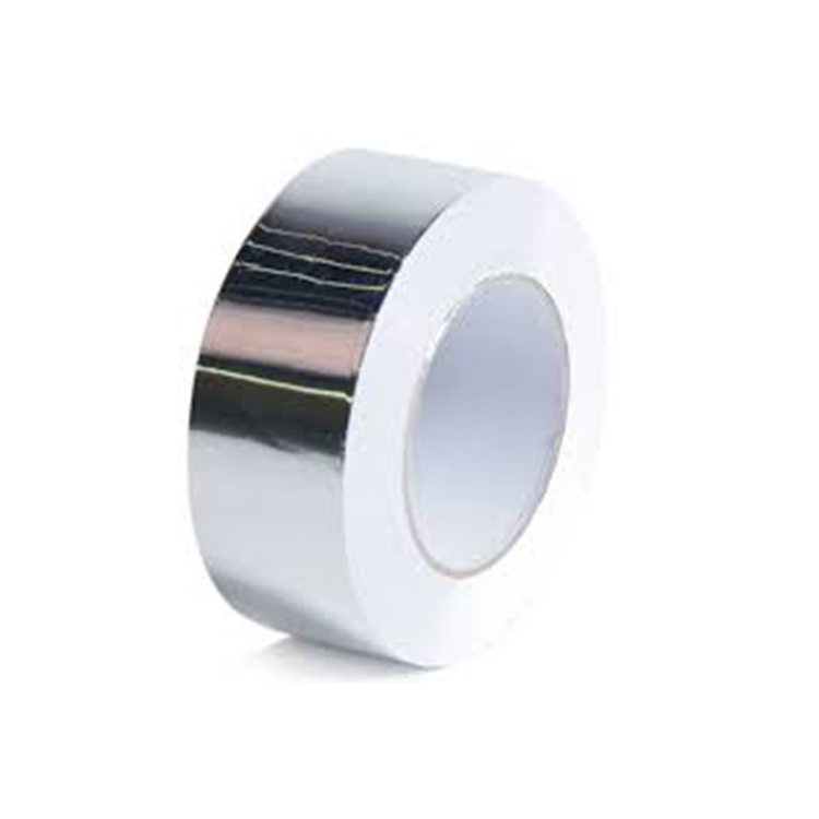 fire resistant aluminum foil air conditioning pipe heat insulation tape roll