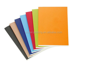 Students Homework Copy Book/exercise Book/ Color Cover Notebook ...