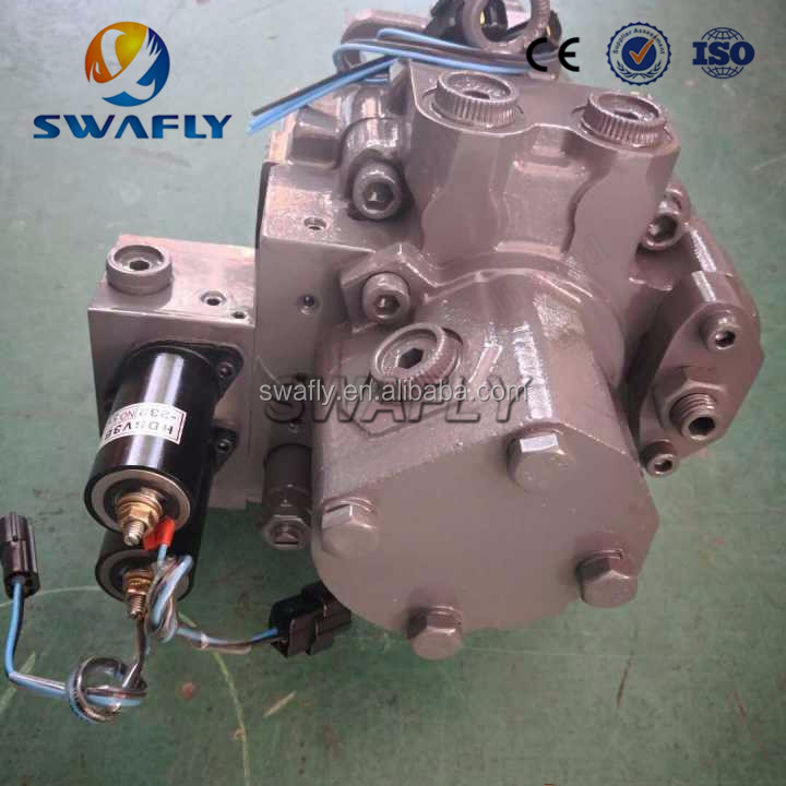 AP2D18 hydraulic gear pump, E303 PC30 pilot pump