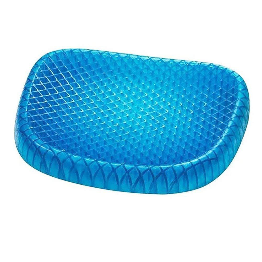 Design a with Cooling Vents LoveHome Cool Gel Seat Cushion//Coccyx Seat Cushion for Lower Back Pain Relief