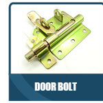 New product Tower bolt factory Iron vertical door bolt