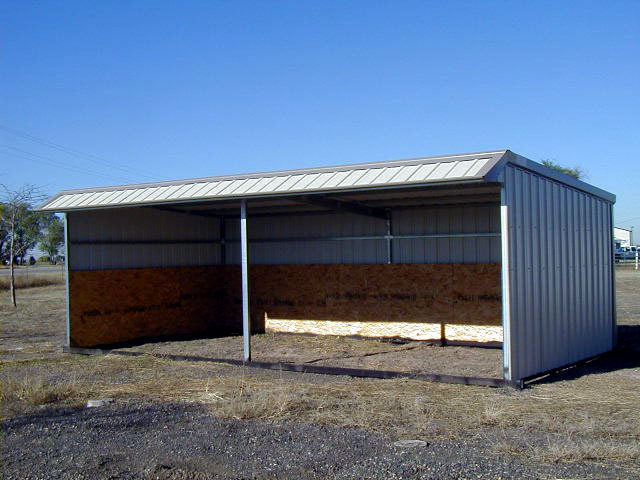 Metal Horse Shelters Animal Shelter Horse Shelter 3 Sided